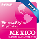 Mexican (Yamaha Expansion Manager compatible data)