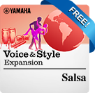 Salsa (Yamaha Expansion Manager compatible data)